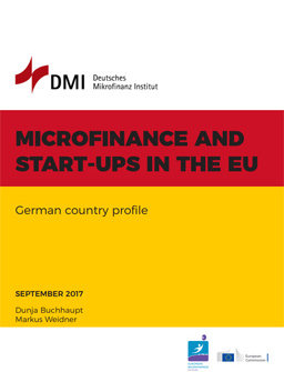 Microfinance and Start-ups in Europe: German Country Profile cover