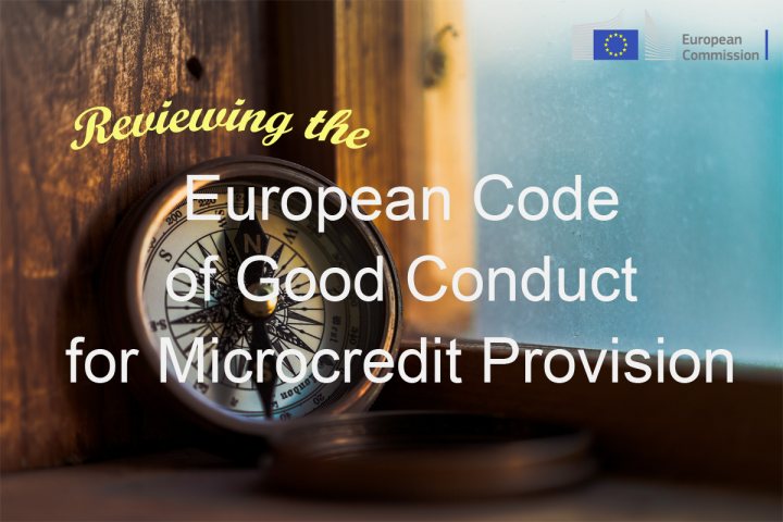 Overview of process to review the Code of Good Conduct for Microcredit Provision