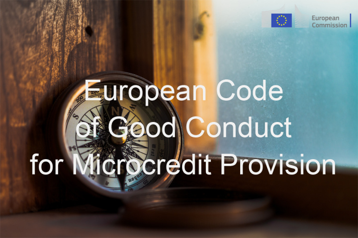 European Code of Good Conduct for Microcredit Provision